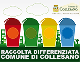 banner raccolta differenziata Collesano